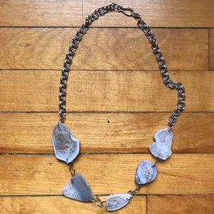 Jewelry - Polished Sea Minerals Necklace